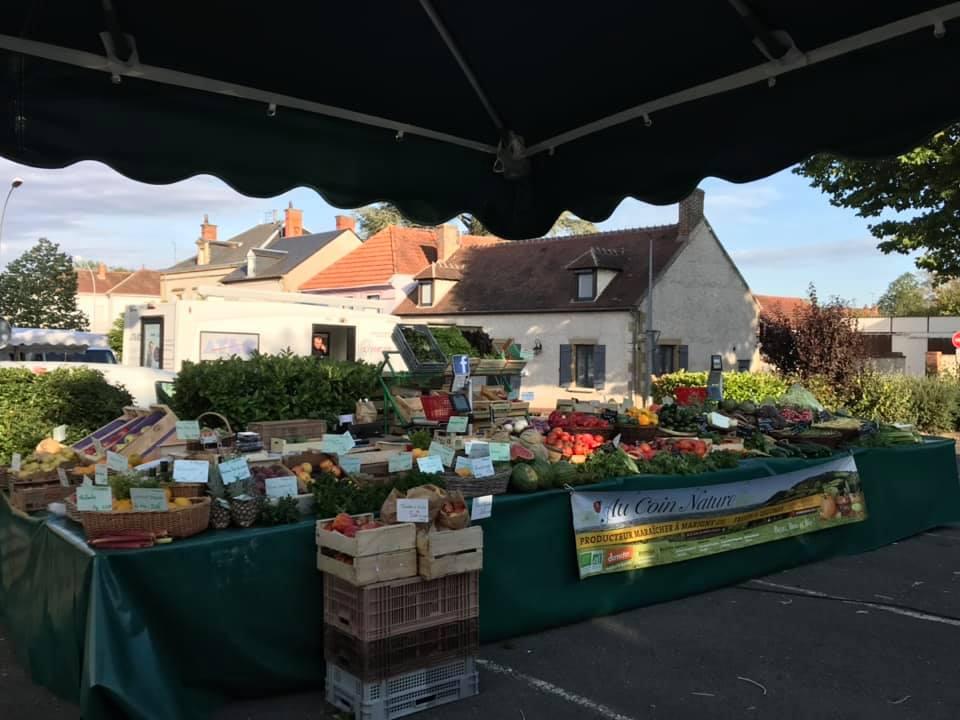 Marché de Villefranche - Vendredi matin